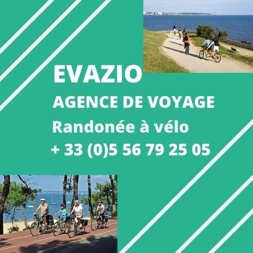 EVAZIO : Randonnées et voyage à vélo